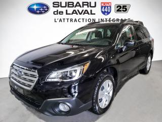 Used 2016 Subaru Outback 2.5i BASE for sale in Laval, QC