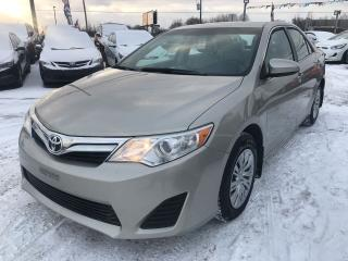 Used 2013 Toyota Camry LE for sale in Gloucester, ON
