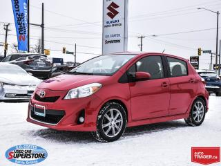 Used 2014 Toyota Yaris SE ~Fog Lamps ~Alloy Wheels for sale in Barrie, ON