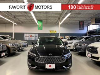Used 2019 Ford Fusion Hybrid Titanium *CERTIFIED!*|NAV|LEATHER|SUNROOF|HYBRID|+ for sale in North York, ON