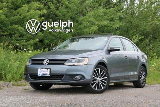 Used 2014 Volkswagen Jetta Sedan Highline for sale in Guelph, ON