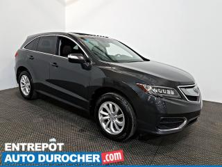 Used 2016 Acura RDX AWD TOIT OUVRANT - A/C - Sièges Chauffants - Cuir for sale in Laval, QC