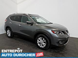 Used 2016 Nissan Rogue SV AWD NAVIGATION - Toit Ouvrant - AIR CLIMATISÉ for sale in Laval, QC