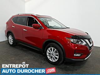 Used 2017 Nissan Rogue SV AWD NAVIGATION - Toit Ouvrant - AIR CLIMATISÉ for sale in Laval, QC