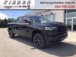 New 2020 RAM 1500 Limited for sale in Virden, MB