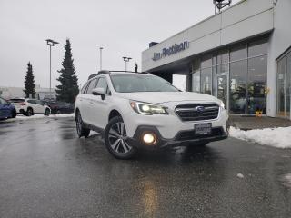 Used 2018 Subaru Outback 2.5i Limited w/EyeSight Only $216 bi-weekly! for sale in North Vancouver, BC