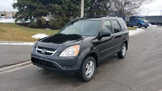 Used 2003 Honda CR-V 4WD EX Manual for sale in Vaughan, ON