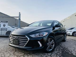 Used 2018 Hyundai Elantra |BLIND SPOTS|ALLOYS|HEATED STEERING & SEATS! for sale in Brampton, ON