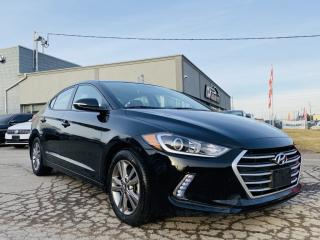 Used 2018 Hyundai Elantra |BLIND SPOTS|ALLOYS|HEATED STEERING & SEATS & MUCH MORE! for sale in Brampton, ON