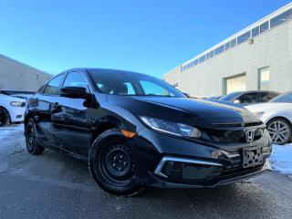 Used 2019 Honda Civic |SUN ROOF|LANE ASSIST|SNOW TIRE|ADAPTIVE CRUISE|WARRANTY! for sale in Brampton, ON