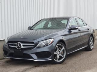 Used 2015 Mercedes-Benz C-Class C400 4MATIC|Dsitronic|Burmester|Lane Assist|ACCIDENT FREE for sale in Mississauga, ON