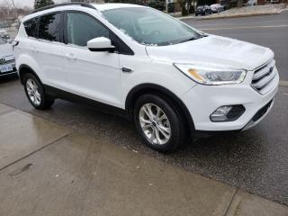 Used 2018 Ford Escape SEL 4WD for sale in Toronto, ON