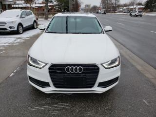 Used 2015 Audi A4 4dr Sdn Auto Komfort plus quattro for sale in Toronto, ON