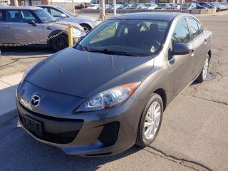 Used 2012 Mazda MAZDA3 **POWER SUNROOF/BLUETOOTH/ONLY 77,000 KMS** for sale in Hamilton, ON