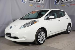 Used 2017 Nissan Leaf 100% ELECTRTIQUE SOH 12 TOUT RABAIS INCLUS for sale in Montréal, QC