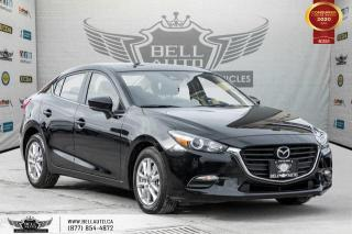 Used 2017 Mazda MAZDA3 GS, NO ACCIDENT, REAR CAM, HEATED SEAT, BLUETOOTH for sale in Toronto, ON