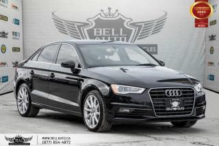 Used 2016 Audi A3 1.8T Progressiv, S-LINE, PANO ROOF, LEATHER, BLUETOOTH for sale in Toronto, ON