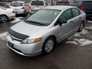 Used 2008 Honda Civic ***1 OWNER/DRIVES LIKE NEW/ONLY 165000 KMS*** for sale in Hamilton, ON