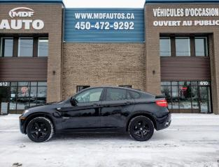 Used 2012 BMW X6 35i 4 portes à traction intégrale for sale in St-Eustache, QC