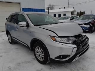 Used 2019 Mitsubishi Outlander SE AWC for sale in St-Pierre-Les-Becquets, QC