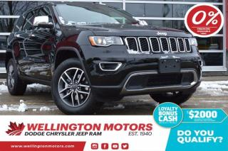 New 2020 Jeep Grand Cherokee Limited for sale in Guelph, ON