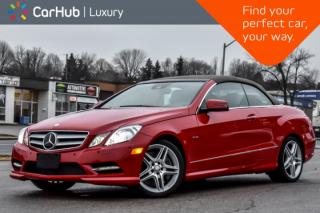 Used 2012 Mercedes-Benz E-Class E 550 for sale in Thornhill, ON