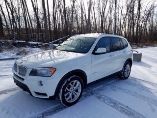Used 2013 BMW X3 28i for sale in St-Eustache, QC
