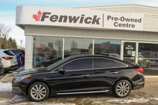 Used 2017 Hyundai Sonata LIMITED for sale in Sarnia, ON