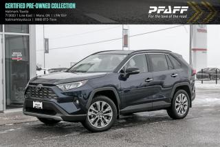 Used 2019 Toyota RAV4 AWD LIMITED for sale in Orangeville, ON