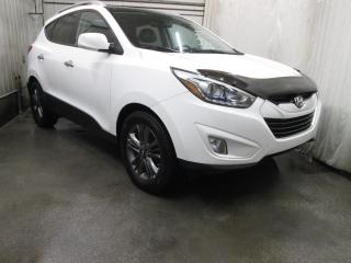 Used 2014 Hyundai Tucson Limited 4WD for sale in Laval, QC