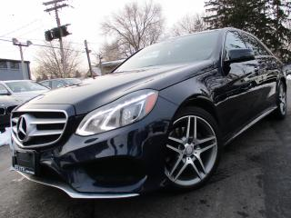Used 2016 Mercedes-Benz E-Class E250 BLUETEC 4MATIC|ONE OWNER|DIESEL|AMG PKG !! for sale in Burlington, ON