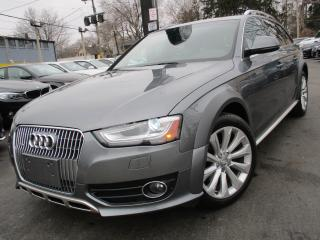 Used 2015 Audi A4 Allroad 2.0T QTRO | WAGON | 44,000KMONLY | POWER MOONROOF for sale in Burlington, ON