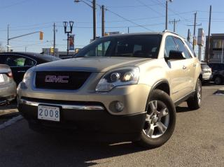 Used 2008 GMC Acadia SLE for sale in Toronto, ON