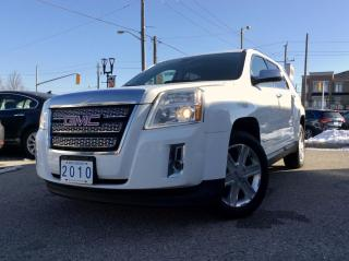 Used 2010 GMC Terrain SLT for sale in Toronto, ON