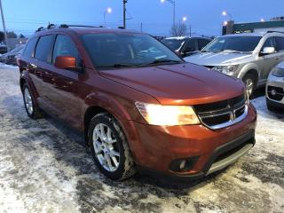 Used 2012 Dodge Journey Crew SXT for sale in Mirabel, QC