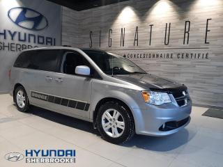 Used 2015 Dodge Grand Caravan CREW+STOW'N GO+DEMARREUR+A/C+CRUISE for sale in Sherbrooke, QC