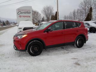 Used 2016 Toyota RAV4 AWD SE for sale in St-Félicien, QC