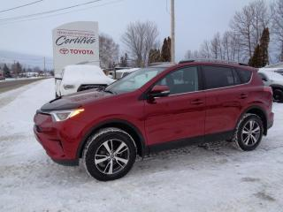 Used 2018 Toyota RAV4 LE TI for sale in St-Félicien, QC