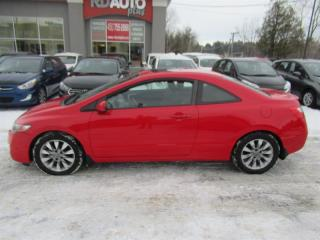 Used 2010 Honda Civic 2dr Man EX-L for sale in Notre-Dame-Des-Prairies, QC