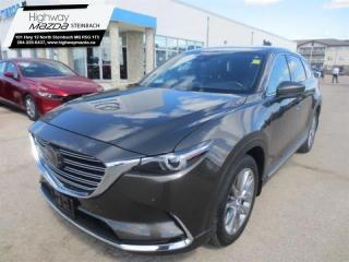 Used 2018 Mazda CX-9 GT - Trade-in - One owner - Ex-lease for sale in Steinbach, MB