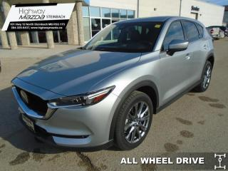 Used 2019 Mazda CX-5 Signature Auto AWD TONS OF WARRANTY REMAINING ! FREE OIL CHANGES/ SERVICES ! for sale in Steinbach, MB