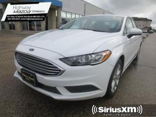 Used 2017 Ford Fusion SE - Bluetooth -  Siriusxm for sale in Steinbach, MB