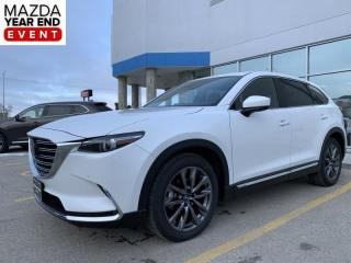 New 2020 Mazda CX-9 Signature -  Navigation -  Cooled Seats for sale in Steinbach, MB
