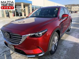 New 2020 Mazda CX-9 GT -  Navigation -  Cooled Seats for sale in Steinbach, MB