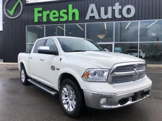 Used 2017 RAM 1500 4WD Crew Cab 140.5  Longhorn, Ram Box for sale in Ingersoll, ON