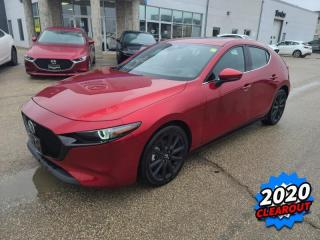 New 2020 Mazda MAZDA3 Sport GT - Sunroof for sale in Steinbach, MB