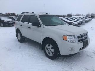 Used 2011 Ford Escape XLT V6 AWD for sale in Lévis, QC