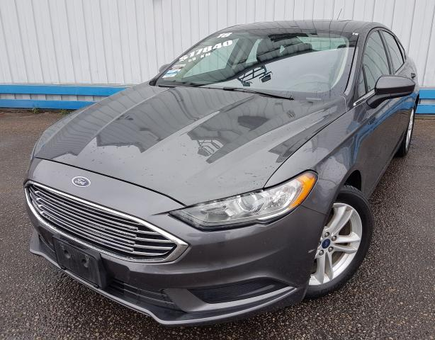 2018 Ford Fusion SE *SUNROOF*
