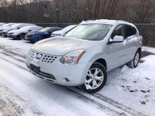 Used 2008 Nissan Rogue AWD 4dr SL for sale in Kitchener, ON