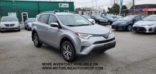 Used 2018 Toyota RAV4 AWD LE for sale in Burlington, ON